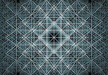 Komar - Vlies Fototapete MATRIX - 368 x 248 cm -