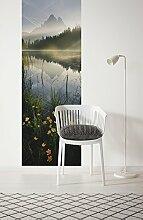 Komar - Vlies Fototapete MORNING MIST - 100 x 280