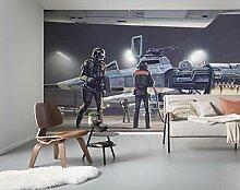 Komar Vlies Fototapete Star Wars Classic RMQ Yavin