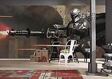 Komar Vlies Fototapete - Star Wars The Mandalorian