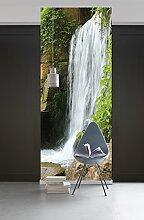 Komar - Vlies Fototapete SWOOSH - 100 x 280 cm -