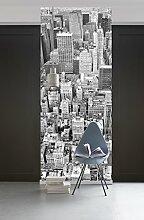 Komar - Vlies Fototapete UPTOWN - 100 x 280 cm -