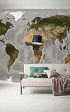 Komar - Vlies Fototapete WORLD - 300 x 250 cm -