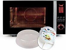 Kombi-Mikrowelle mit Grill und Konvektion, 42 L,