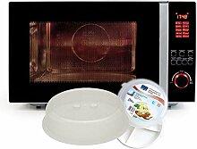 Kombi-Mikrowelle mit Grill und Konvektion, 42 L