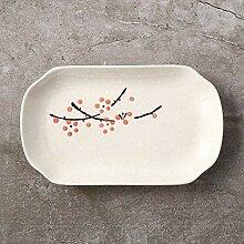 Kombiservice Kuchenteller Keramik Teller Backform