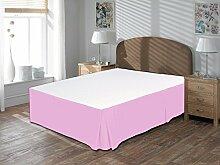 Komfort Bettwäsche 650tc 1, Bett Rock 100% ägyptische Baumwolle massivem, rose, Euro KingIKEA