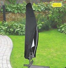 Komfort Schutzhülle für runde Ampelschirme mit