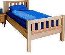 Komfortbett Seniorenbett Kopf- und Fußteil