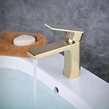 Kommerzielle Toilette Einhand-Waschtischarmatur,