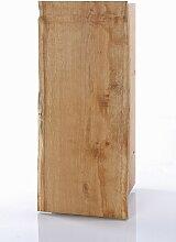 Kommode Eiche massiv Woodline schmal 1 Tür