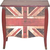 Kommode mit Britischer Flagge 70 cm breit