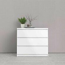 Kommode NAIA Anrichte Sideboard Schlafzimmer Weiß
