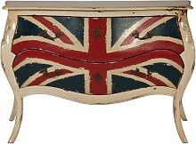 Kommode Pompidou Union Jack
