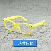 KOMNY UV Proof Brille Brillen Kinder Jungen und