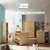Komplett Babyzimmer aus Kiefer komplett