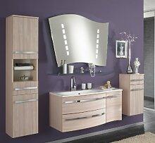 Komplett Badezimmer Set Pinie Honig Badmöbel