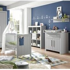 Komplett Set Babyzimmer mit Gitterbett NIKOSIA-78