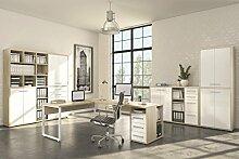 Komplettes Arbeitszimmer - Büromöbel Komplett