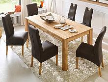 Komplettes Büro Buche Büromöbel Ecoline4