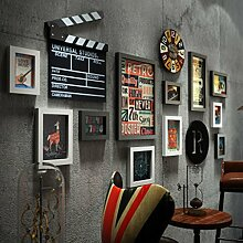 komplex alt Foto Wand, Wandbehang Fotorahmen,