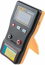 Kondensator Tester - TOOGOO(R)MESR 100 V2 mit automatischer Bereichswahl In-Circuit-ESR Kondensator Meter Tester (bis zu 0,001 bis 100R)