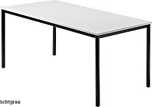 Konferenztisch Hammerbacher D-Serie rund 160 x 80