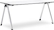 Konferenztisch ITS Legs 120 x 80 cm stapelbar