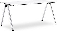 Konferenztisch ITS Legs 140 x 80 cm stapelbar