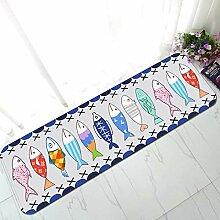 Kong EU Waschbar Küche Boden Teppich Rutschfeste