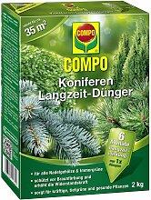 Koniferen Langzeit-Dünger 2 kg für ca. 35 m² -
