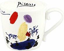 Konitz 4520570123 Assorted Picasso Bone China