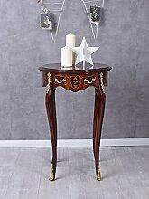 Konsolentisch Barock Tisch Blumentisch