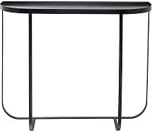 Konsolentisch Wandtisch Harper schwarz