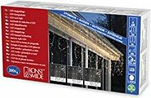 Konstsmide 2733-802 LED Eisregen Lichtervorhang /