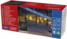 Konstsmide 2773-102 LED Eisregen Lichtervorhang /
