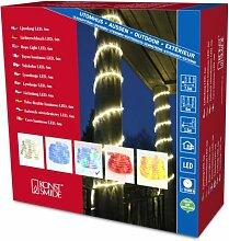Konstsmide 3044-500 LED Lichterschlauch 6m / für