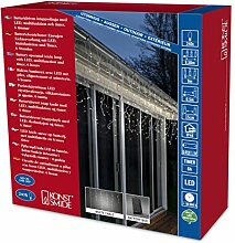 Konstsmide 3742-102 LED Eisregen Lichtervorhang /