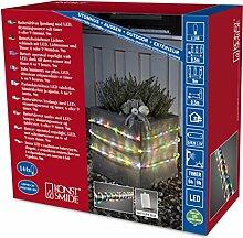 Konstsmide 3745-500 LED Lichterschlauch 9m / für