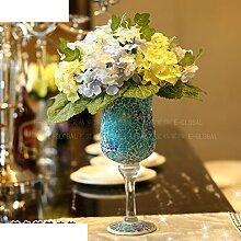 kontinentalen Glas-Vase/Wohnzimmer Dekoration/Home Dekoration-B