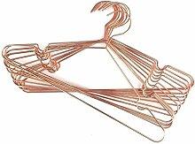 Koobay 43,2cm Rose glänzend Kupfer Kleidung