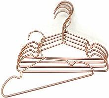Koobay Kleiderbügel aus Metall mit Draht,
