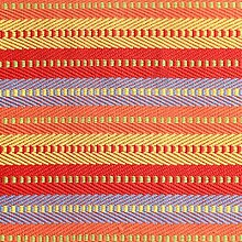 KOOCO 100% Baumwolle Teppich Badezimmer Wasseraufnahme rutschhemmend Hand Stricken Wolldecke Schlafzimmer Veranda Fußmatte Fußmatten Küche Teppich 60 * 130 cm, Farbe gelb, 60 x 130 cm