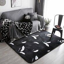 KOOCO Mode Weiß Schwarz Sun Leopard Wohnzimmer