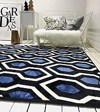 KOOCO Neue Mode Shaggy Seatmat Teppich Beige Wolldecke Anti-Skid Teppiche Fit für Wohnzimmer und Schlafzimmer sehr weiche, bequeme Teppich, D, 800 mm x 1900 mm
