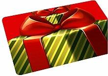 KOOCO Praktische Weihnachten Wolldecke Urlaub