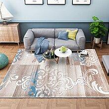 KOOCO Schlafzimmer Teppich Wohnzimmer Sofa Tisch
