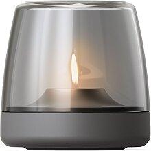 kooduu Windlicht Glow 10, Luxuswindlicht, aus
