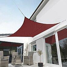 Kookaburra Sonnensegel für Garten und Terrasse,