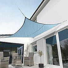 Kookaburra Wasserdichtes Azurblau Sonnensegel für